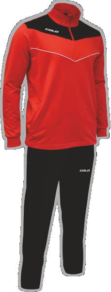 ARROW TR Dres sportowy Colo - bluza krótki zamek