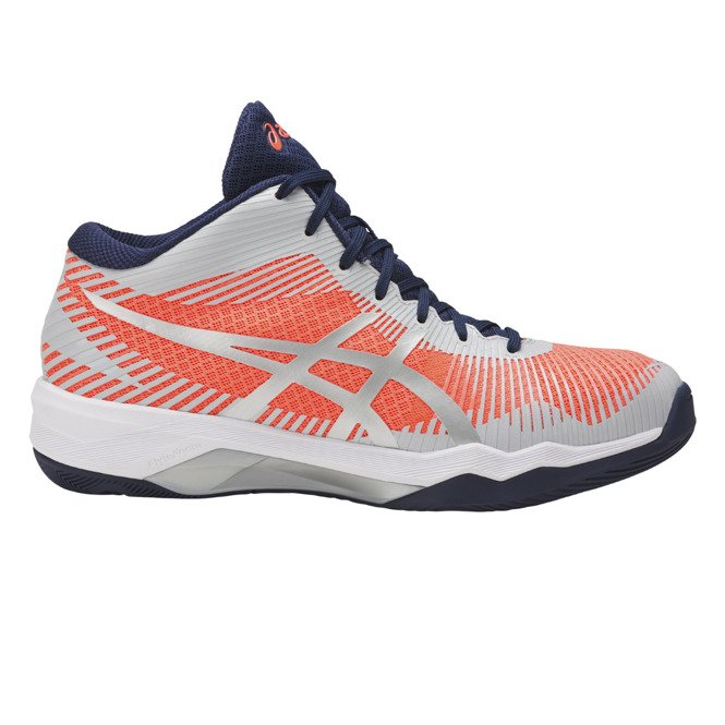 Buty do siatkówki damskie Asics Gel Volley Elite FF MT (B750N - 0696)