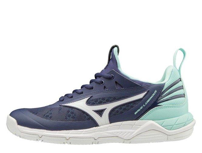 Buty do siatkówki damskie Mizuno Wave Luminous (V1GC182015)