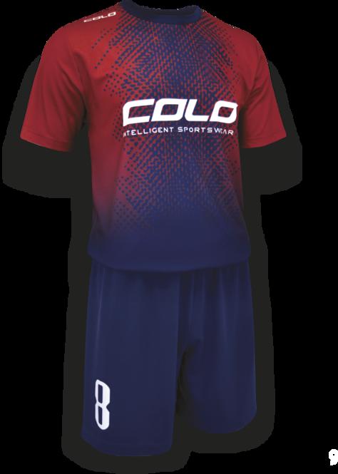 Strój piłkarski Colo Spot - SUBLIMACYJNY