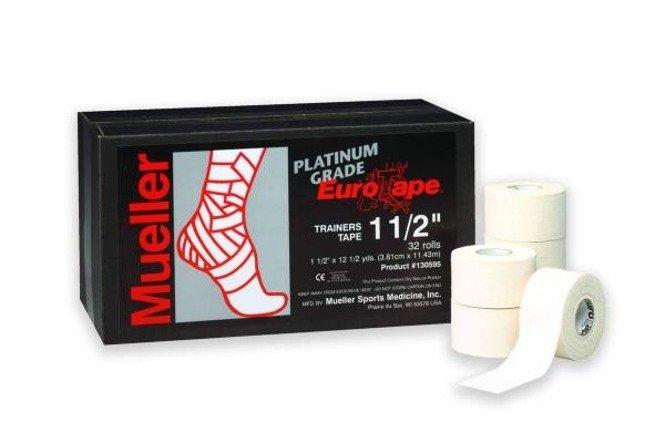 Taśma eurotape do tapingu Mueller 3,8 cm