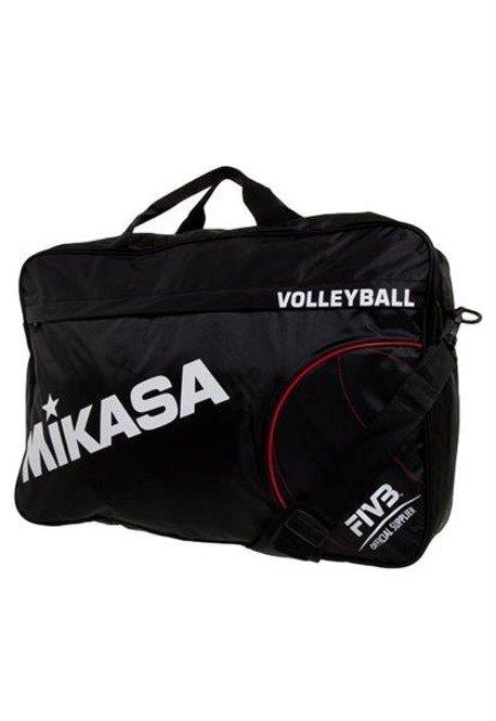 Torba na piłki do siatkówki Mikasa VL6B - niebieska