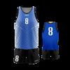 Strój do siatkówki plażowej Colo Scoop - SUBLIMACYJNY